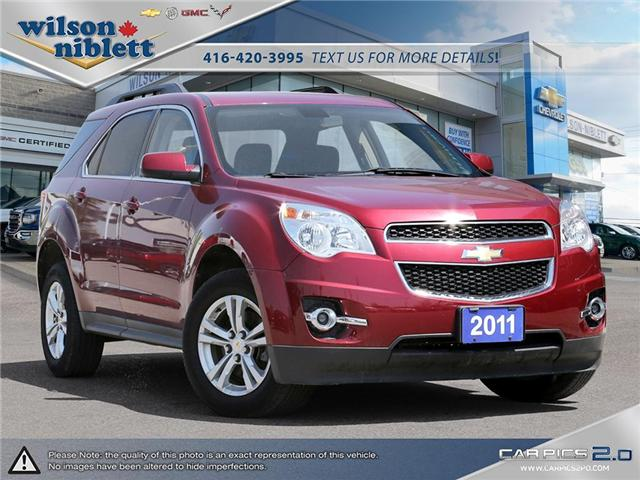 2011 Chevrolet Equinox 1LT (Stk: P222539) in Richmond Hill - Image 1 of 29