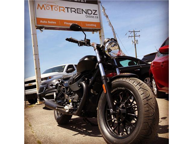 2017 Moto Guzzi v9 Bobber BOBBER (Stk: ER1406) in Kemptville - Image 1 of 22