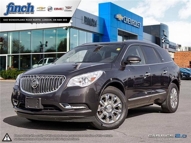 2015 Buick Enclave Leather (Stk: 124007) in London - Image 1 of 28