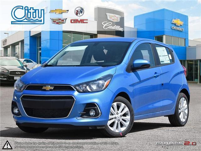 2018 Chevrolet Spark 1LT CVT (Stk: 2861069) in Toronto - Image 1 of 27