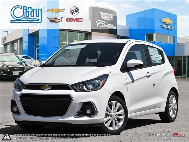 2018 Chevrolet Spark 1LT Manual (Stk: 2856673) in Toronto - Image 1 of 27