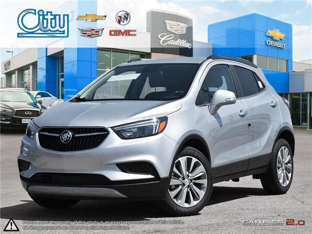 2018 Buick Encore Preferred (Stk: 2848496) in Toronto - Image 1 of 27