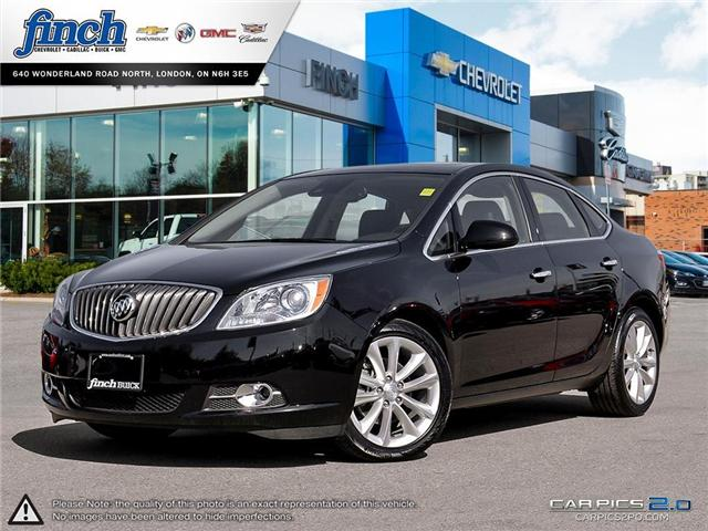 2016 Buick Verano Leather (Stk: 141343) in London - Image 1 of 28