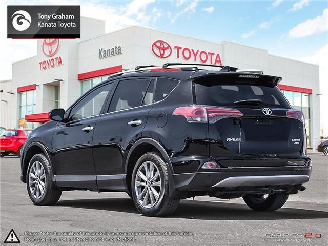 2016 Toyota RAV4 Limited (Stk: M2460) in Ottawa - Image 3 of 25