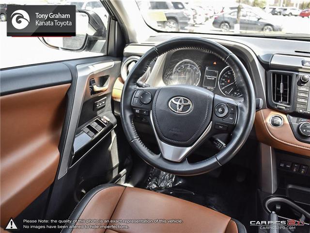 2016 Toyota RAV4 Limited (Stk: M2460) in Ottawa - Image 9 of 25