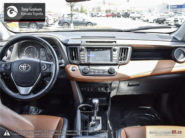 2016 Toyota RAV4 Limited (Stk: M2460) in Ottawa - Image 10 of 25