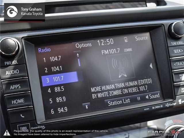 2016 Toyota RAV4 Limited (Stk: M2460) in Ottawa - Image 16 of 25