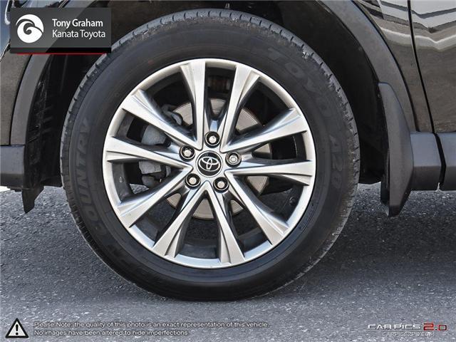 2016 Toyota RAV4 Limited (Stk: M2460) in Ottawa - Image 18 of 25