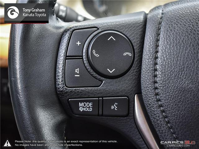 2016 Toyota RAV4 Limited (Stk: M2460) in Ottawa - Image 21 of 25