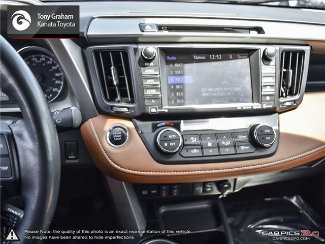 2016 Toyota RAV4 Limited (Stk: M2460) in Ottawa - Image 24 of 25
