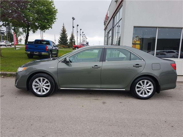 2013 Toyota Camry Hybrid XLE (Stk: a01281) in Guelph - Image 2 of 30