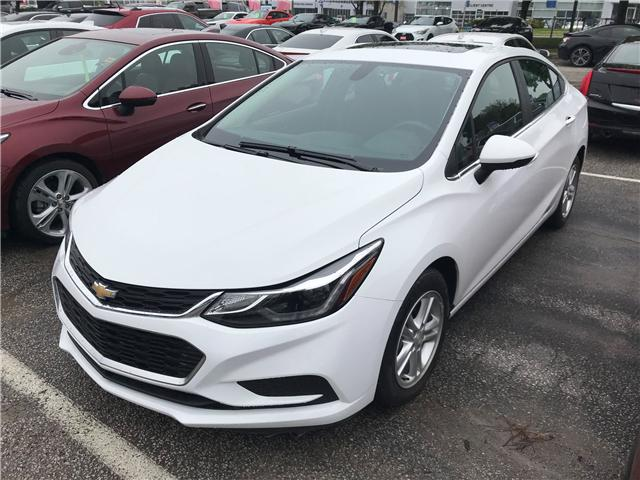 2017 Chevrolet Cruze LT Auto (Stk: 2466A) in Mississauga - Image 1 of 1