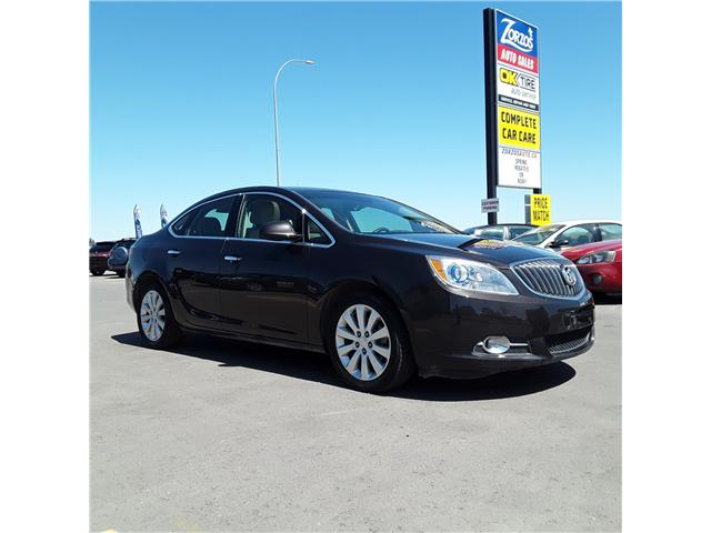 2012 Buick Verano Base (Stk: ) in Brandon - Image 1 of 8