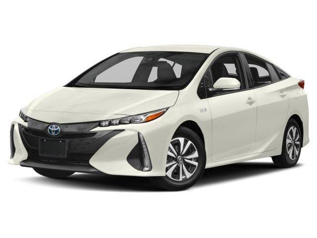 2018 Toyota Prius Prime Upgrade (Stk: N13618) in Goderich - Image 1 of 9