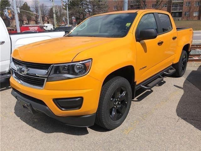 2018 Chevrolet Colorado WT (Stk: 188310) in Kitchener - Image 1 of 16