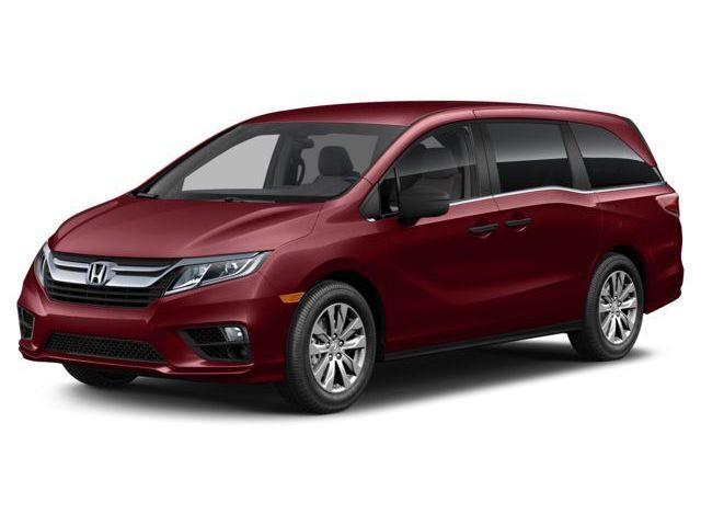 2019 Honda Odyssey Touring (Stk: 1451017) in Calgary - Image 1 of 2