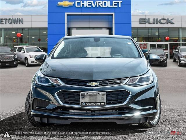 2018 Chevrolet Cruze LT Auto (Stk: 27275) in Georgetown - Image 2 of 27