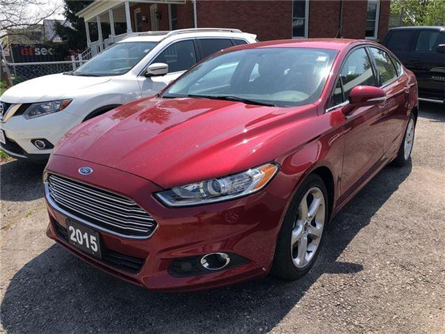 2015 Ford Fusion SE (Stk: 3FA6P0) in Belmont - Image 1 of 17