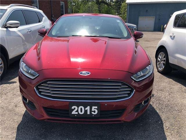 2015 Ford Fusion SE (Stk: 3FA6P0) in Belmont - Image 2 of 17