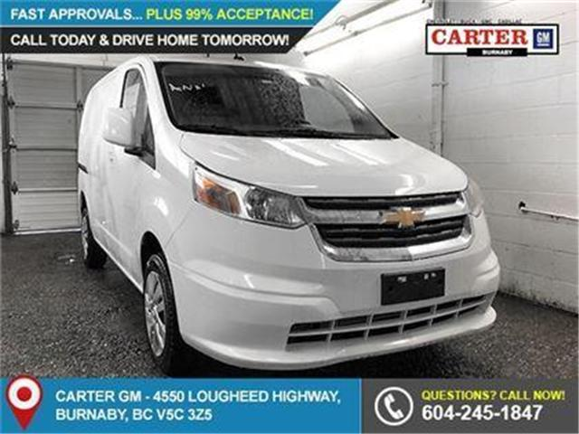 2018 Chevrolet City Express 1LT (Stk: X8-71750) in Burnaby - Image 1 of 9