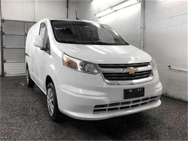 2018 Chevrolet City Express 1LT (Stk: X8-71750) in Burnaby - Image 2 of 9
