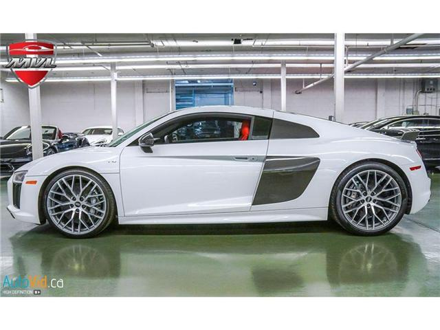 Audi R V Plus V Plus Carbon Brakes HP Audi Care - Audi r8 lease