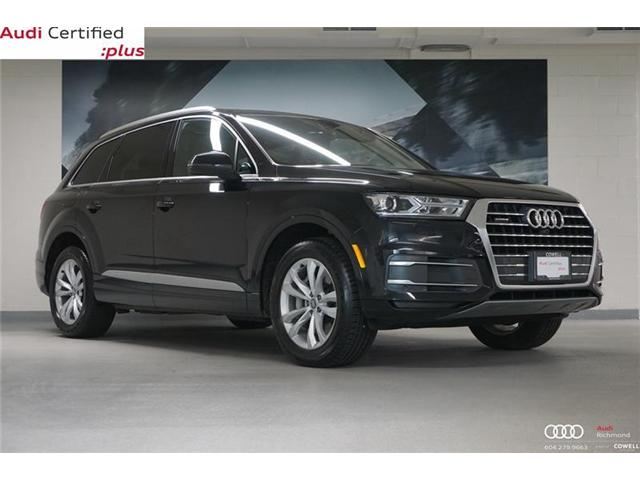 2017 Audi Q7 3.0T Progressiv (Stk: AUPH6335A) in Richmond - Image 1 of 22