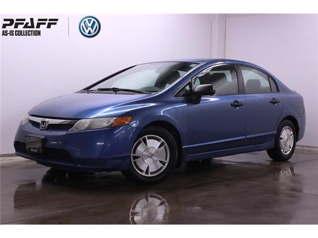 2008 Honda Civic DX (Stk: 19054A) in Newmarket - Image 1 of 21