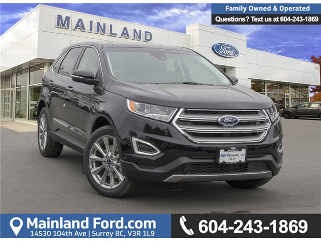 2018 Ford Edge Titanium (Stk: 8ED7004) in Surrey - Image 1 of 30
