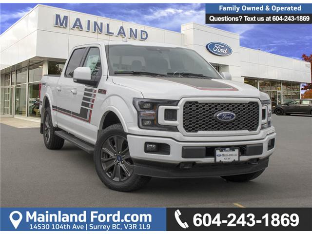 2018 Ford F-150 Lariat (Stk: 8F15265) in Surrey - Image 1 of 28
