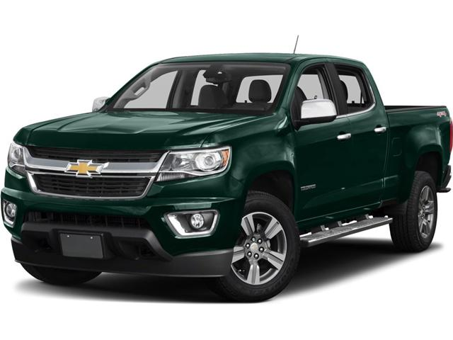 2018 Chevrolet Colorado LT (Stk: 1154962) in Toronto, Ajax, Pickering - Image 1 of 1