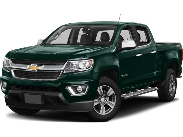 2018 Chevrolet Colorado LT (Stk: 1154962) in Toronto, Ajax, Pickering - Image 1 of 1