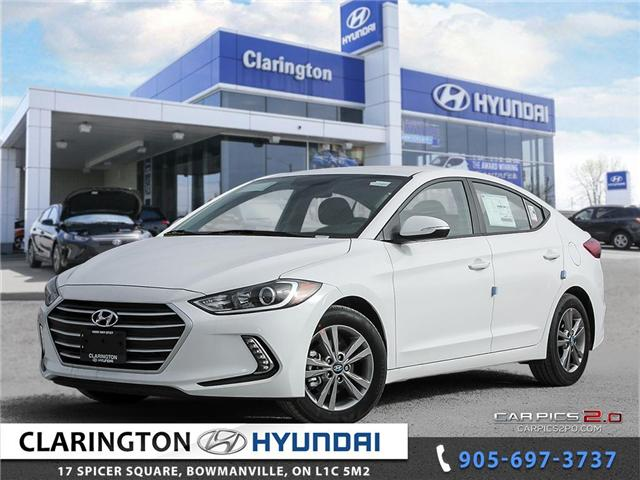 2018 Hyundai Elantra GL (Stk: 18096) in Clarington - Image 1 of 27