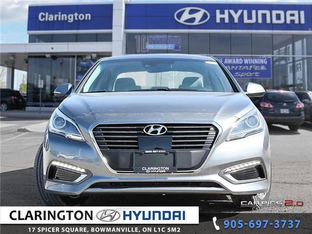 2017 Hyundai Sonata Plug-In Hybrid Ultimate (Stk: 18118) in Clarington - Image 2 of 27
