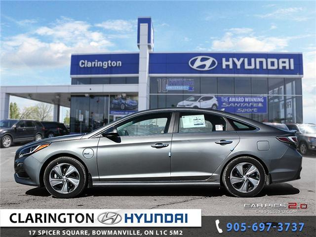 2017 Hyundai Sonata Plug-In Hybrid Ultimate (Stk: 18118) in Clarington - Image 3 of 27