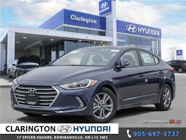 2018 Hyundai Elantra GL (Stk: 17586) in Clarington - Image 1 of 27