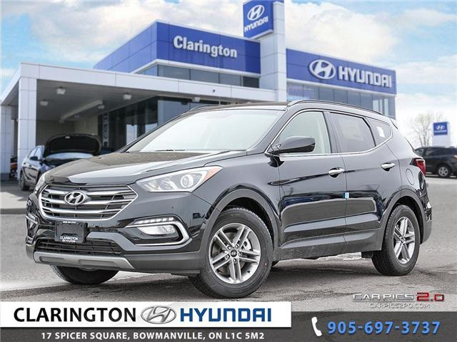 2018 Hyundai Santa Fe Sport 2.4 Base (Stk: 18213) in Clarington - Image 1 of 27