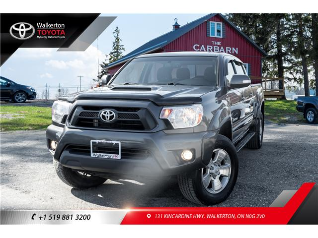 2012 Toyota Tacoma V6 (Stk: 17512A) in Walkerton - Image 1 of 22