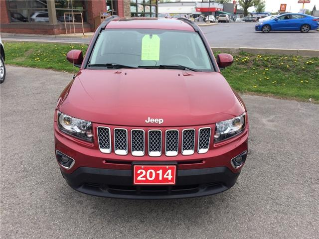 2014 Jeep Compass Limited (Stk: svg665) in Morrisburg - Image 1 of 6