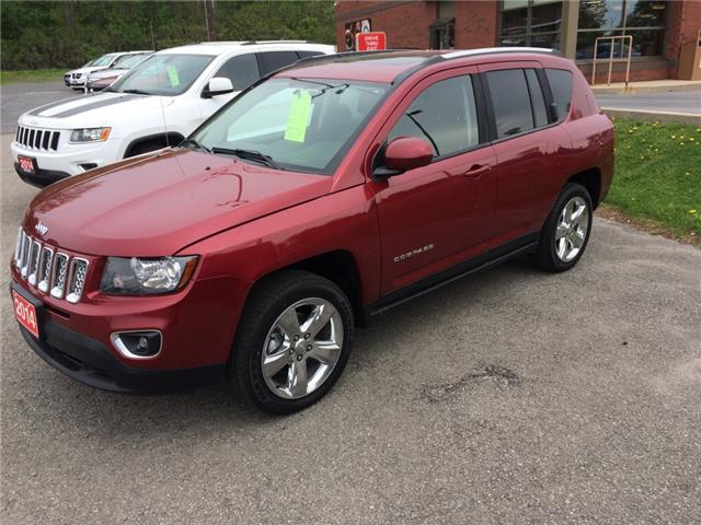 2014 Jeep Compass Limited (Stk: svg665) in Morrisburg - Image 2 of 6