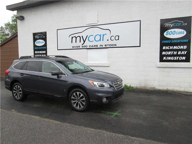 2015 Subaru Outback 3.6R Limited Package (Stk: 180430) in Richmond - Image 2 of 14