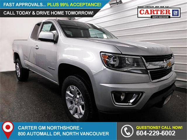 2018 Chevrolet Colorado LT (Stk: 8CL11230) in Vancouver - Image 1 of 7
