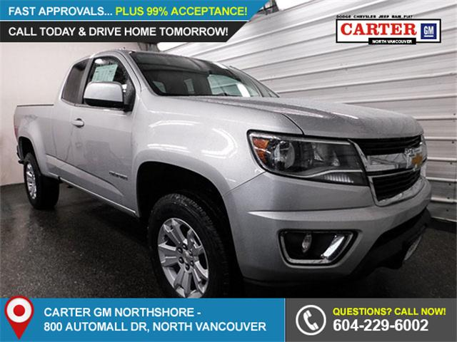 2018 Chevrolet Colorado LT (Stk: 8CL46820) in Vancouver - Image 1 of 7
