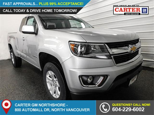 2018 Chevrolet Colorado LT (Stk: 8CL42870) in Vancouver - Image 1 of 7