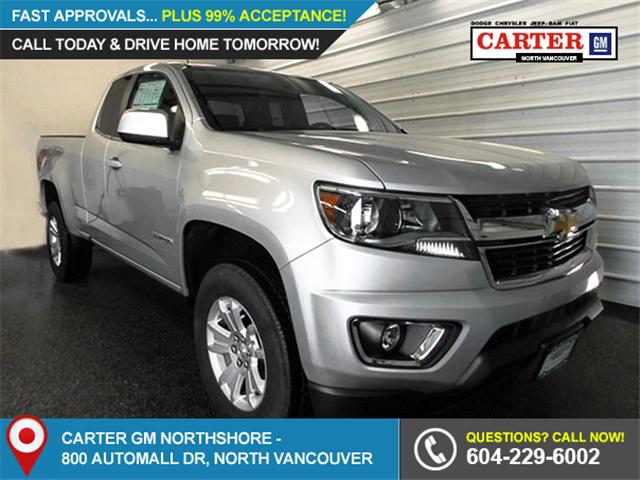2018 Chevrolet Colorado LT (Stk: 8CL01330) in Vancouver - Image 1 of 7
