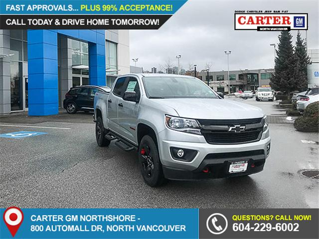 2018 Chevrolet Colorado LT (Stk: 8CL20600) in Vancouver - Image 1 of 7