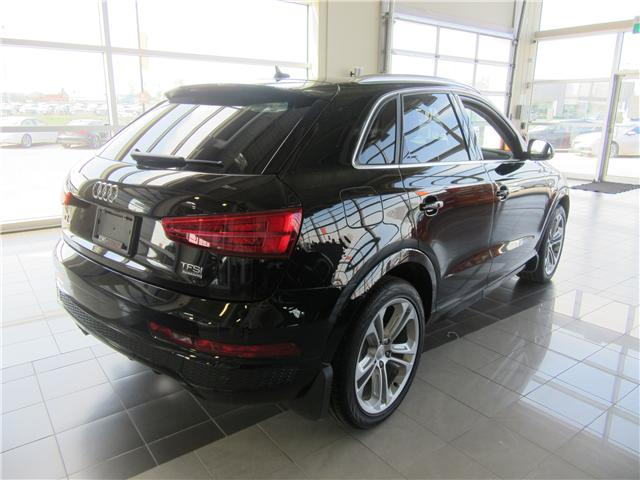 2017 Audi Q3 2.0T Technik (Stk: A3738) in Saskatoon - Image 2 of 29