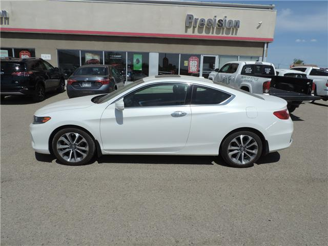 2013 Honda Accord EX L NAVI V6 (Stk: 183531) In Brandon