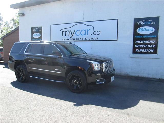 2016 GMC Yukon Denali (Stk: 999999999999999) in Richmond - Image 2 of 13