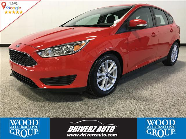 2015 Ford Focus SE (Stk: B11554) in Calgary - Image 1 of 11